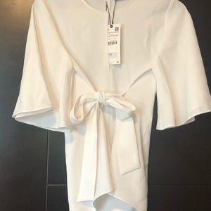 Zara blouse NWT